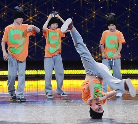 Tylko taniec: Te dzieciaki wymiatają - średnia wieku 9 lat i wielki apetyt na finał!