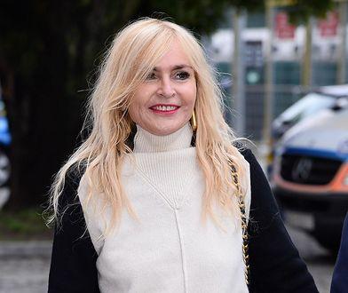 Monika Olejnik w stylizacji, która podzieliła fanów.