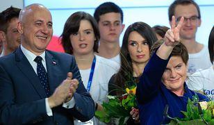 Wybory prezydenckie. Joachim Brudziński i Beata Szydło wracają na kampanię