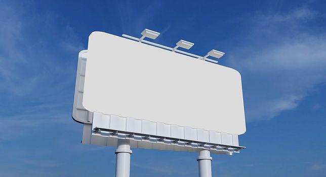 Mikołów. Władze miasta chcą uporządkować problem reklam.