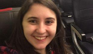 Pasażerka o imieniu Beth miała okazję we wtorek 3 stycznia lecieć sama z Rochester do Waszyngtonu