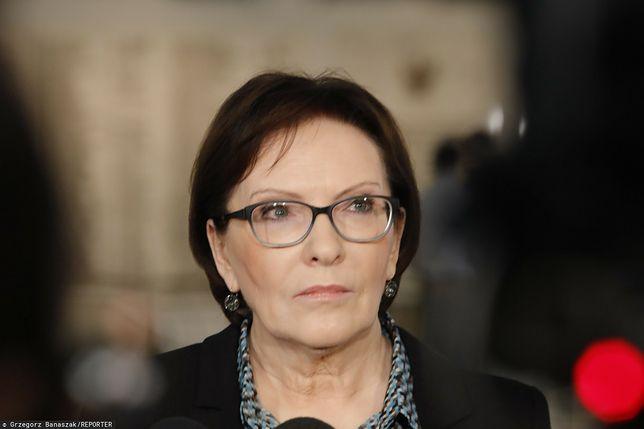 Aborcja. Ewa Kopacz krytykuje Jarosława Kaczyńskiego