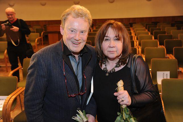 Daniel Olbrychski, Krystyna Demska-Olbrychska