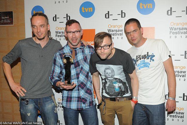 Zespół zagra w Gdańsku już 22 marca