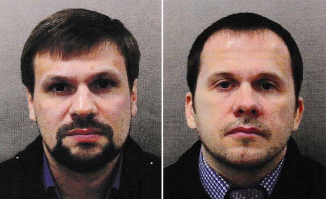 Rosyjska telewizja RT przeprowadziła wywiad z mężczyznami oskarżonymi o otrucie Siergieja Skripala