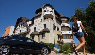 Bryła hotelu przez ostatnie dwie dekady znacznie się zmieniła