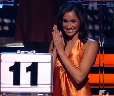 "Meghan Markle była hostessą w programie ""Deal or No Deal"""