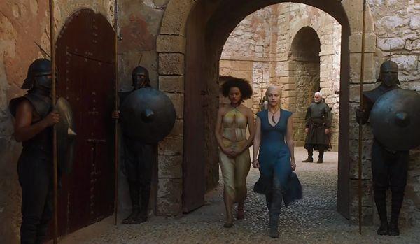 Gra o tron sezon 3, odcinek 3: Ścieżka Kar (Walk of Punishment)