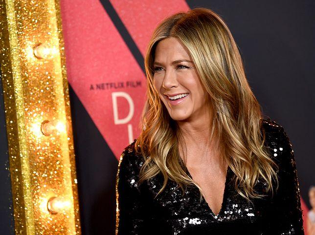 Jennifer Aniston na randce