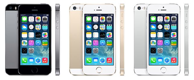 Apple: 9 mln iPhone'ów 5s i 5c w pierwszy weekend