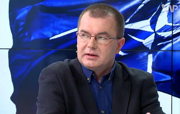 Szczyt NATO zostanie przeniesiony z Warszawy? Staniszewski: to byłby wielki skandal. Przeniesienie szczytu byłoby bardzo na rękę Niemcom