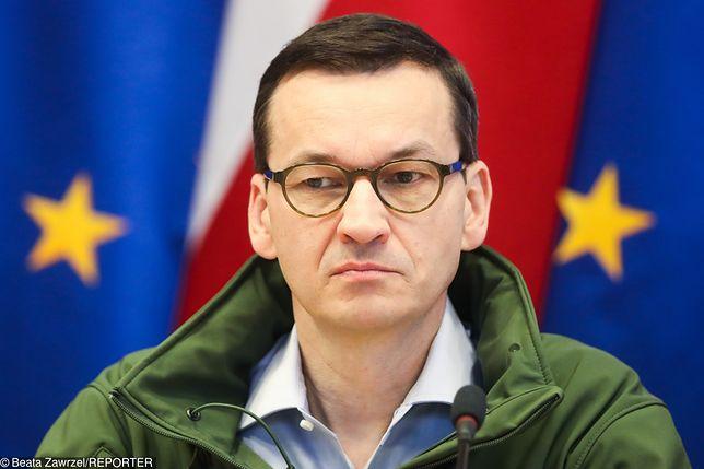 Mateusz Morawiecki zasłynął porównaniem PiS-u do Greków