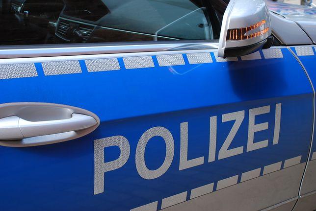 Policyjny patrol namierzył podejrzany pojazd