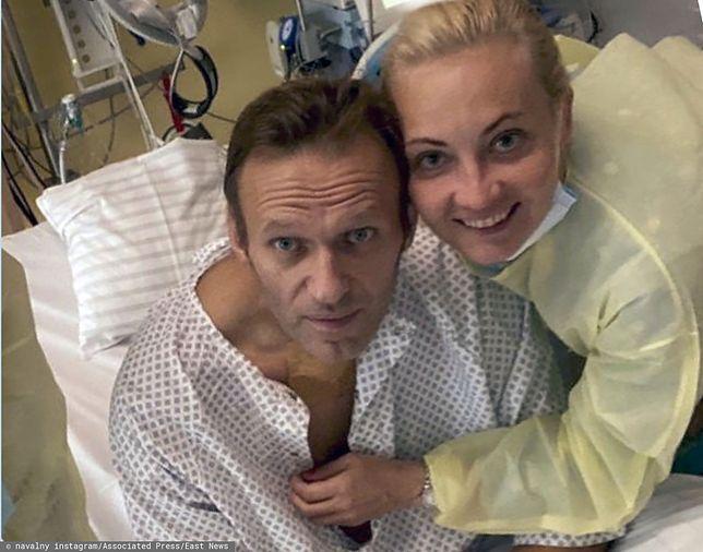 Aleksiej Nawalny miał zostać otruty w hotelu