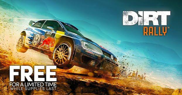 DiRT Rally przez ograniczony czas za darmo w sklepie Humble Bundle