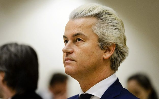 Geert Wilders: moja partia już wygrała