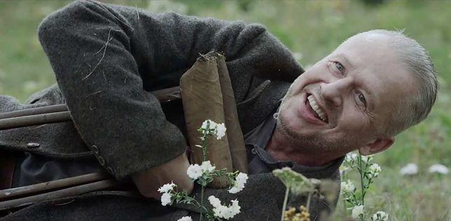"""Kadr z filmu """"Powidoki"""" (2016 r.)"""