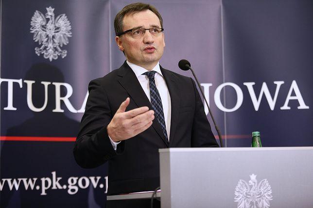 Minister Sprawiedliwości Zbigniew Ziobro o sprawie zabójstwa Jaroszewiczów
