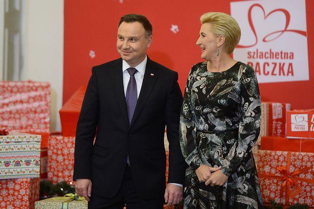 Andrzej Duda o związku z Agatą Kornhauser-Dudą