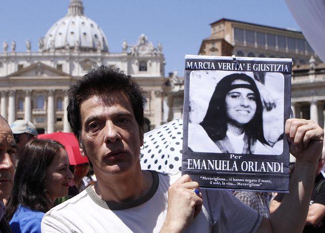 Pietro Orlandi, brat zaginionej Emanueli, od lat domaga się ujawnienia prawdy o zaginięciu siostry (zdj. arch.)