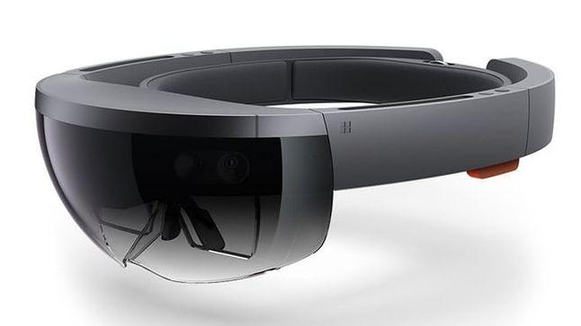Microsoft HoloLens w wersji cywilnej, fot. Materiały prasowe