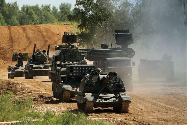 """Bataliony NATO """"na celowniku"""" rosyjskich ćwiczeń Zapad z udziałem 90 tys. żołnierzy"""