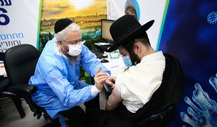 Izrael. Nowy wariant koronawirusa