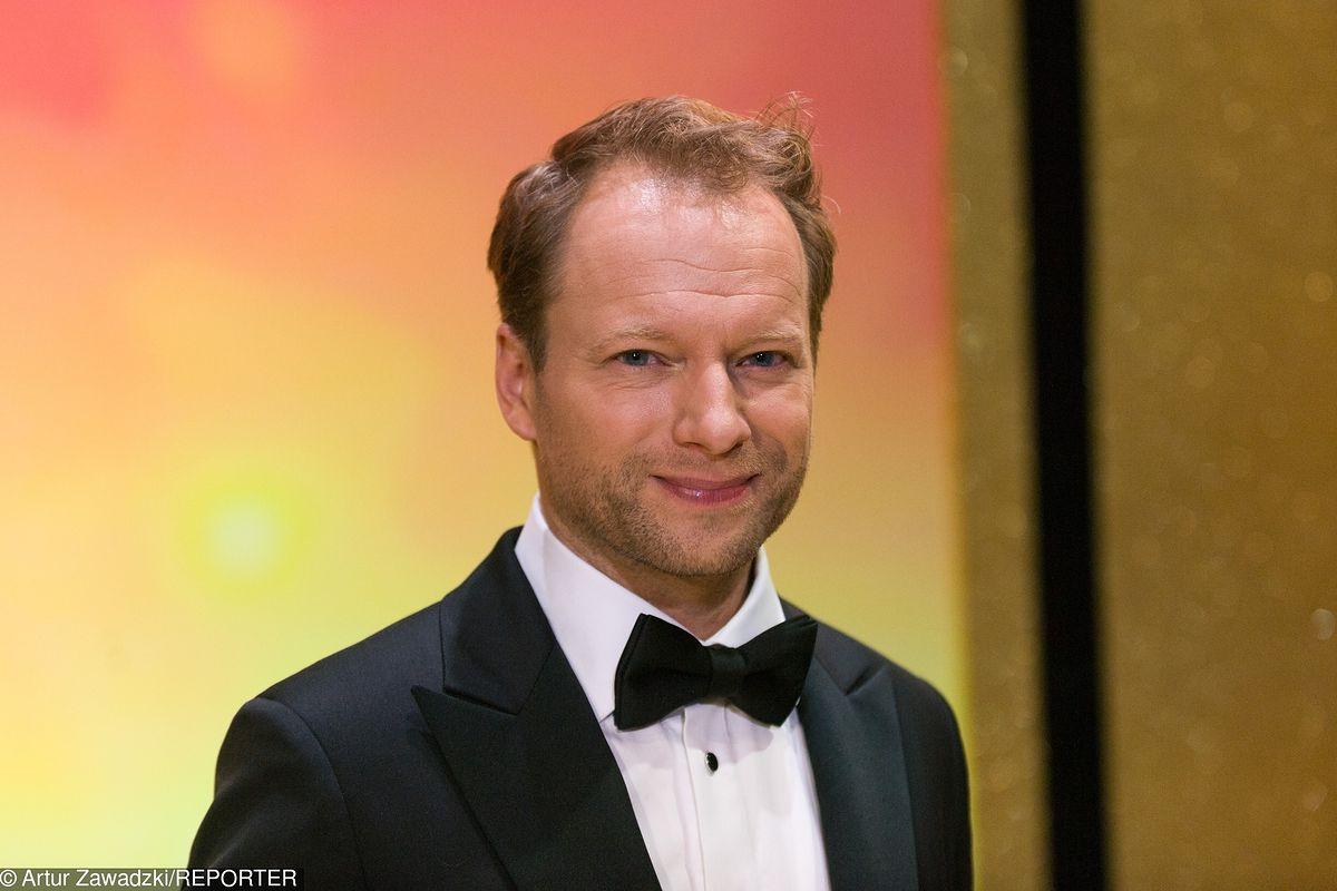 Maciej Stuhr: Żona dostaje dreszczy na mój widok