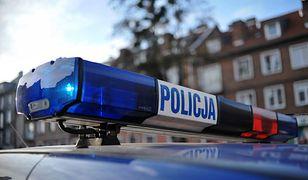 Nietrzeźwy policjant staranował swoim autem trzy samochody w Inowrocławiu