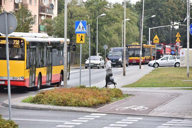 """Radni Białołęki zrobili test. """"Najszybciej do centrum dojechał rower, a ostatni był autobus"""""""