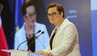 Katarzyna Lubnauer otrzymała pogróżki. Ich autorem był funkcjonariusz Straży Marszałkowskiej