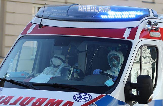 Koronawirus w Polsce. Ognisko zakażeń w DPS w Jędrzejowie (zdjęcie ilustracyjne)