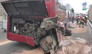 W wypadku ucierpiało 5 osób