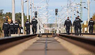 Irakijczyk próbował wykoleić w październiku dwa pociągi - twierdzą śledczy