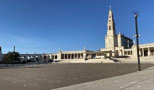 Fatima. Sanktuarium odwiedzały miliony turystów rocznie. Dziś świeci pustkami