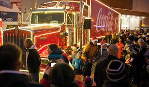 Świąteczna ciężarówka Coca-Coli 2018 - znamy trasę. Wiemy, gdzie i kiedy przyjedzie