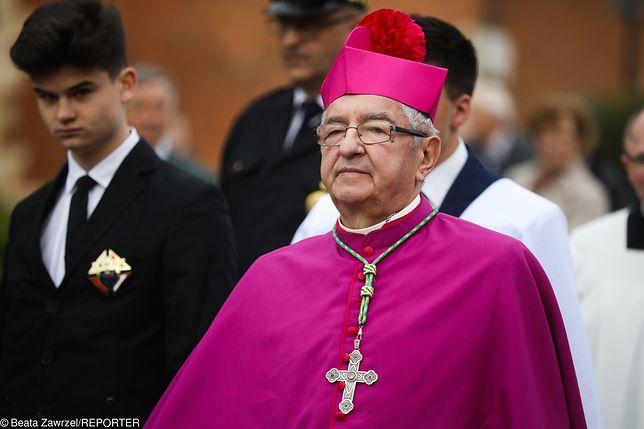 Arcybiskup został spytany o film o pedofilii w Kościele