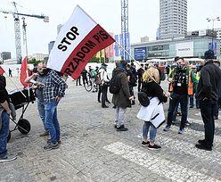 Protest przedsiębiorców. Paweł Tanajno zatrzymany przez policję. Powód jest poważny