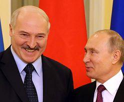 """""""Pełzające zajęcie""""? Białoruś boi się przyłączenia do Rosji"""