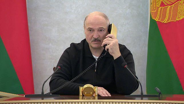 Białoruś. Aleksander Łukaszenka z zakazem wjazdu do UE