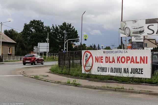 Przeciwko budowie kopalni protestuje m.in. lokalne Stowarzyszenie