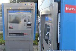 Napadali na automaty z biletami. Grozi im 10 lat więzienia