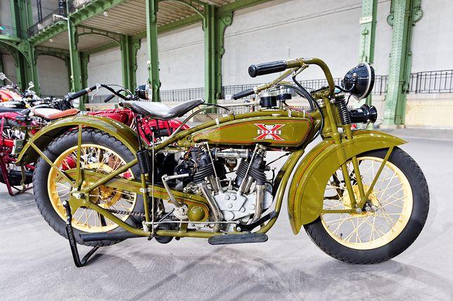 Excelsior Super X z 1928 r.