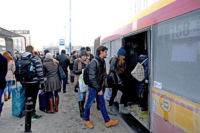Pasażer musi mieć czas na kupienie biletu