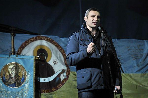 Witalij Kliczko apeluje o ogłoszenie powszechnej mobilizacji w związku z agresją Rosji