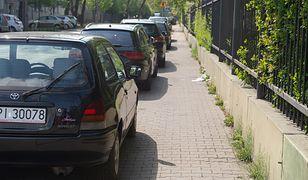 Warszawa. Sąsiedzka wojna o parking na Grochowie