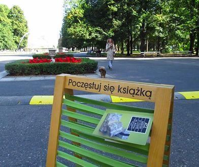 Warszawa. Będzie weekend z książką. Plener Literacki w Ogrodzie Saskim