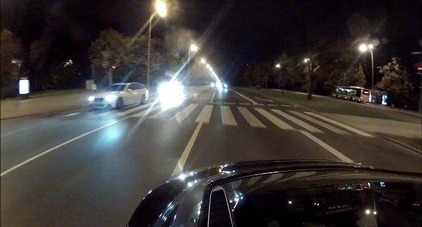 """Kolejny rajd """"Froga"""" na ulicach Warszawy"""