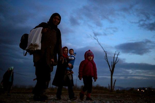 Kanada do końca roku przyjmie 10 tys. uchodźców z Syrii