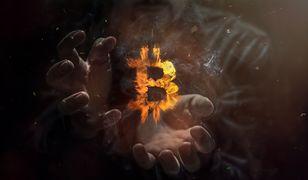 Po tygodniach przeceny bitcoin nagle umocnił się.
